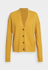 CLOSED - Cardigan - butterscotch - 3