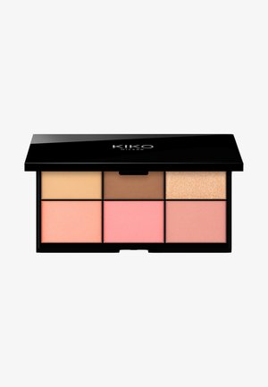 SMART ESSENTIAL FACE PALETTE - Gezichtspalet - 01 light to medium