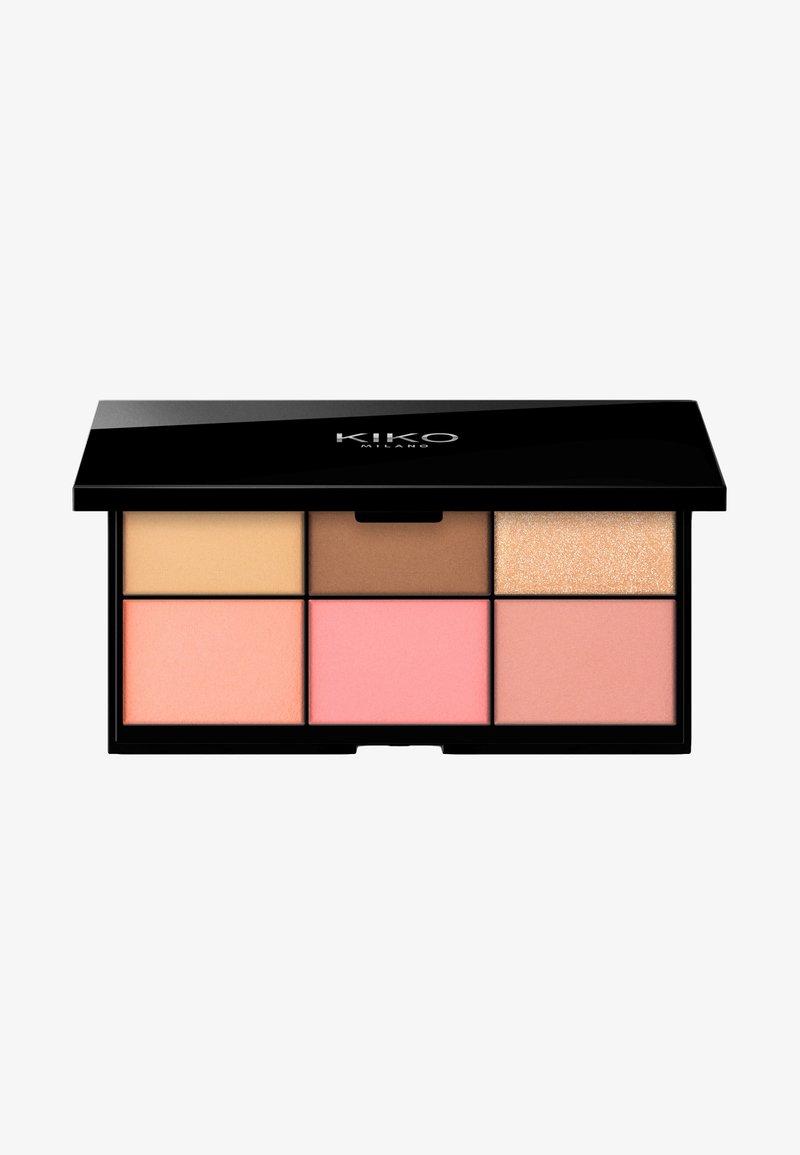KIKO Milano - SMART ESSENTIAL FACE PALETTE - Face palette - 01 light to medium