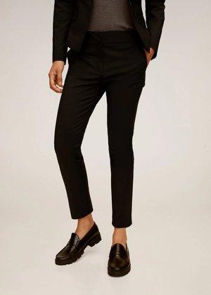 COFI7-N - Trousers - noir