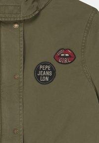 Pepe Jeans - DIANE - Parka - safari - 3