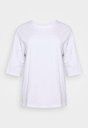 NMHAILEY - T-paita - bright white