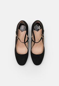 Dorothy Perkins Wide Fit - WIDE FIT DERRY COURT - Classic heels - black - 5