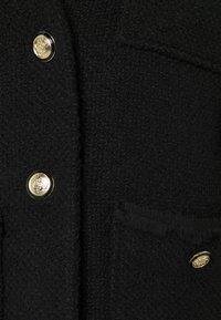 maje - GUILIANA - Krótki płaszcz - noir - 2