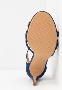 Anna Field - Sandales à talons hauts - dark blue - 6
