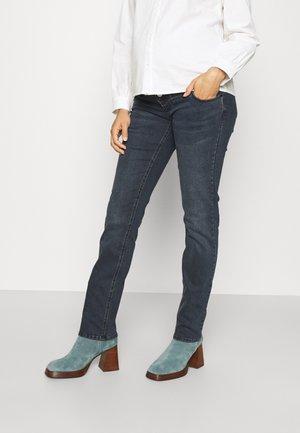 MLEASTON - Straight leg -farkut - dark blue denim