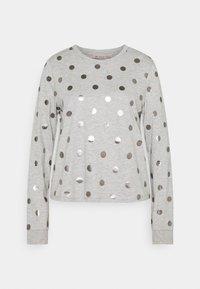 Anna Field - Langærmede T-shirts - grey - 0