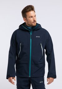 PYUA - GORGE - Snowboard jacket - navy blue - 0
