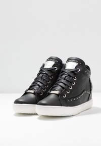XTI - High-top trainers - black - 4