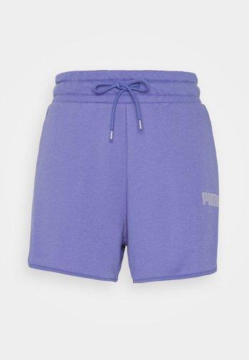 MODERN BASICS  - Pantalón corto de deporte - hazy blue