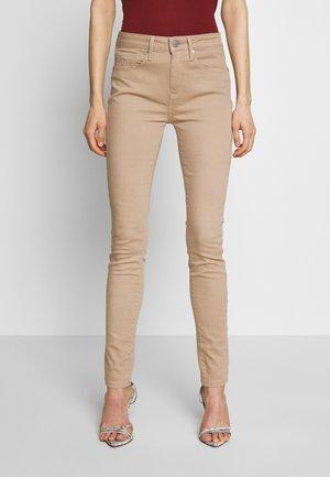 COMO SKINNY - Jeans Skinny Fit - beige