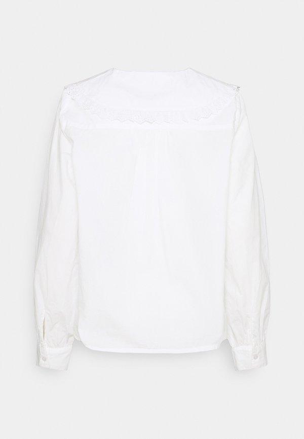 Cream MUHANA - Koszula - snow white/biały KVAW