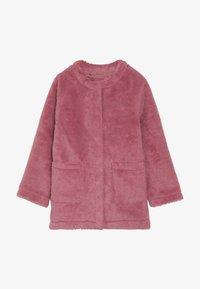 Friboo - Zimní kabát - pink - 2