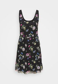 Even&Odd Tall - 2 PACK - Day dress - black/multi-coloured - 1