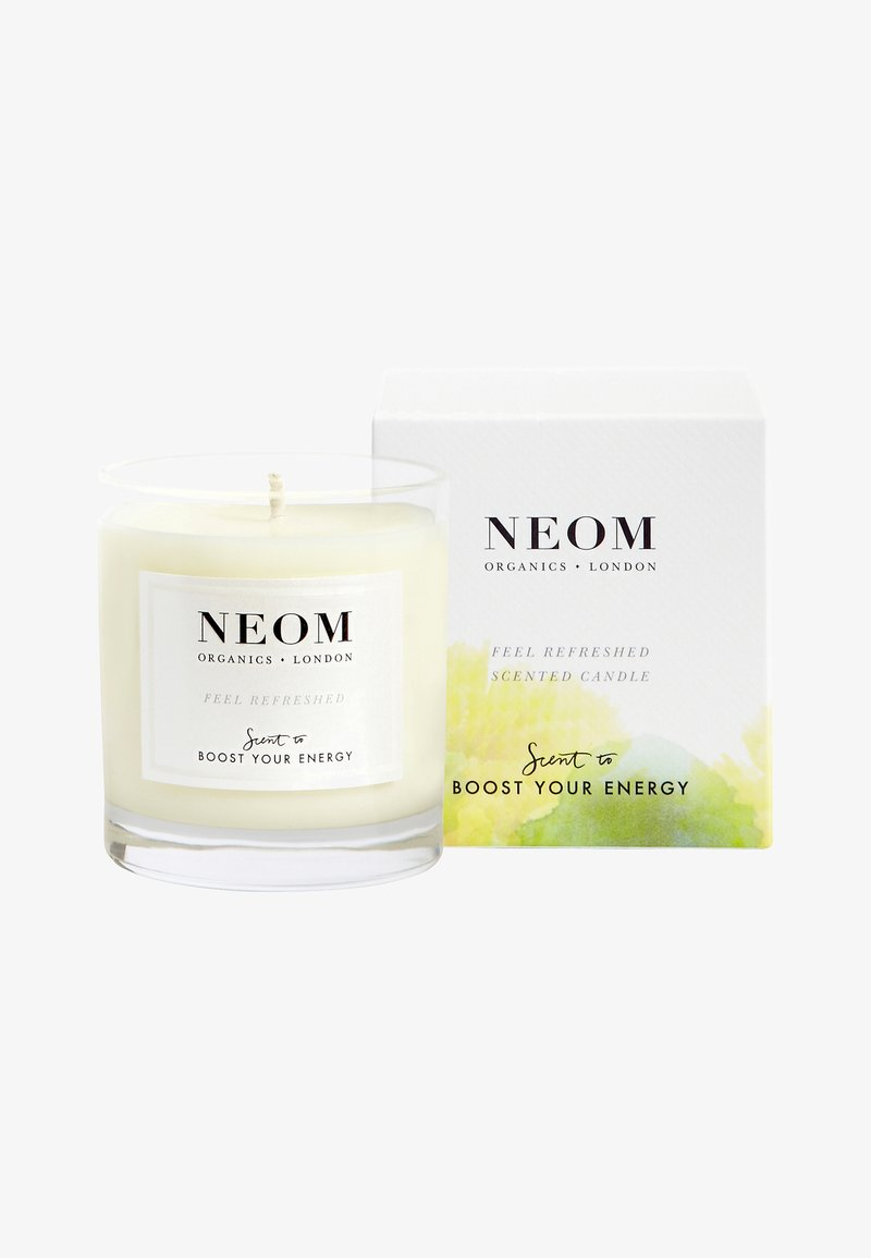Neom - SCENTED CANDLE 1 WICK - Duftkerze - feel refreshed