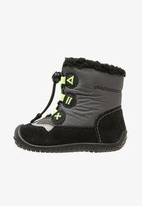 Elefanten - SMILE - Lace-up ankle boots - grey - 1