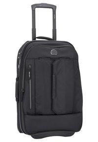Delsey - TRAMONTANE - Wheeled suitcase - black - 3