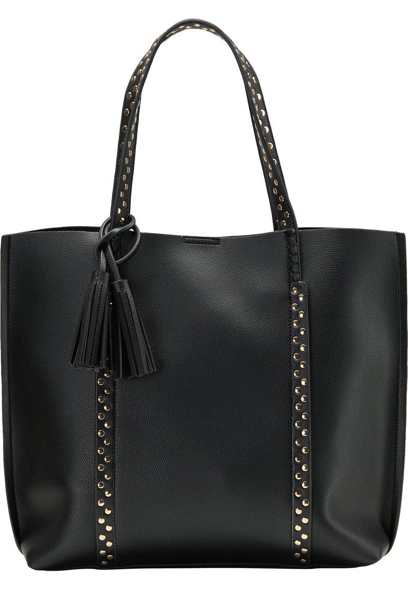 usha - SHOPPER - Tote bag - black