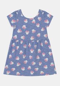 GAP - DISNEY MINNIE MOUSE TODDLER GIRL DRESS - Jerseykleid - blue - 1