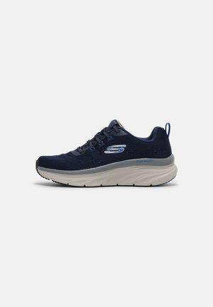 D'LUX WALKER - Tenisky - navy/gray