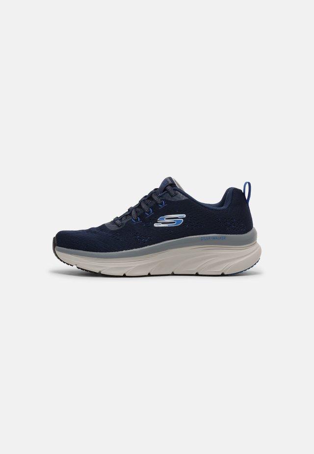 D'LUX WALKER - Sneakersy niskie - navy/gray