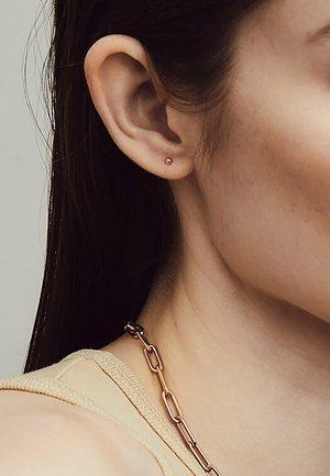 TI SENTO  MILANO - Earrings - roségold