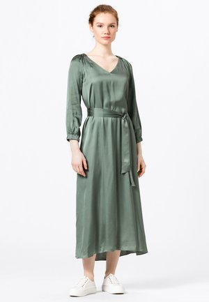 Maxi dress - seegrün
