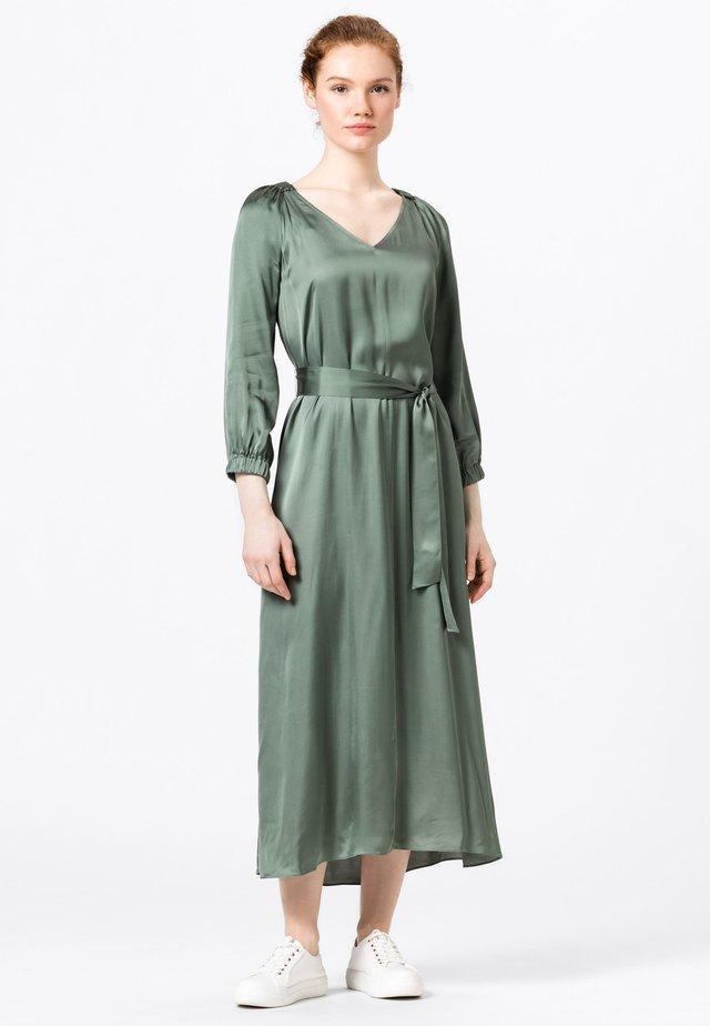 Maxi-jurk - seegrün