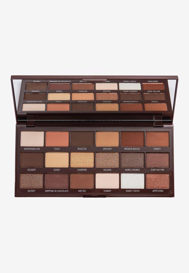 I HEART REVOLUTION I HEART CHOCOLATE SMORES - Eyeshadow palette - multi
