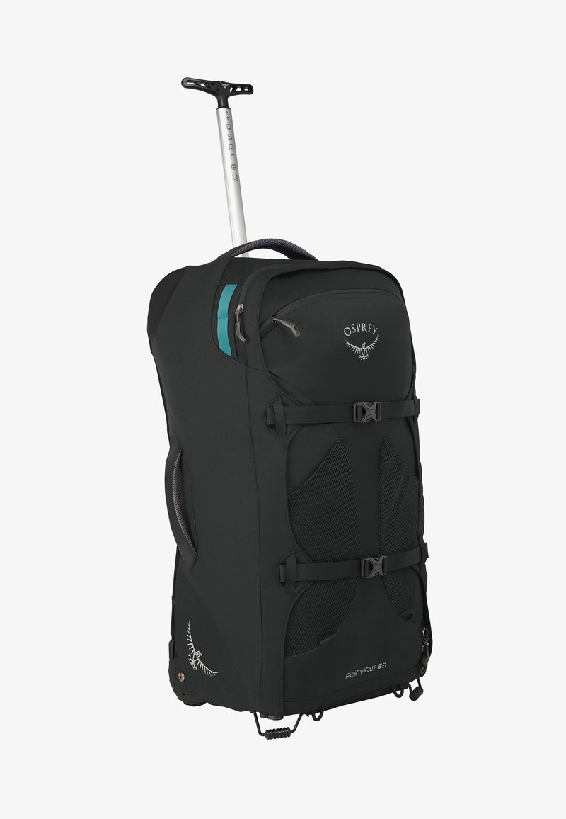 Osprey - FAIRVIEW WHEELS - Wheeled suitcase - black