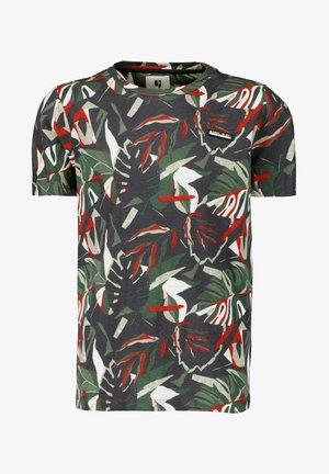 T-shirt imprimé - dark grey