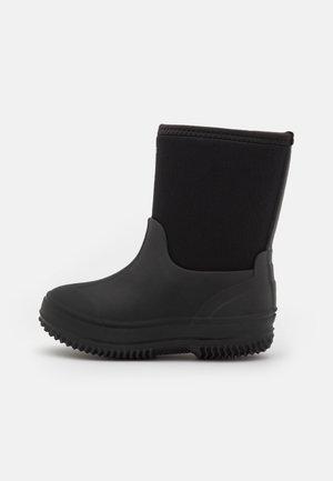 SLUSH UNISEX - Snowboots  - black