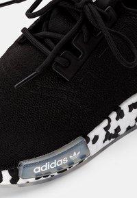 adidas Originals - NMD_R1 - Trainers - core black/ftwr white/ftwr white - 5