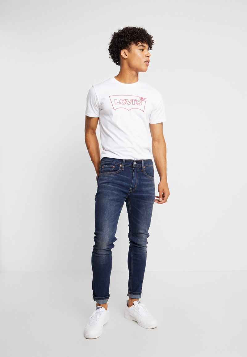 Levi's® - 519™ SKINNY BALL - Jeansy Skinny Fit - can can