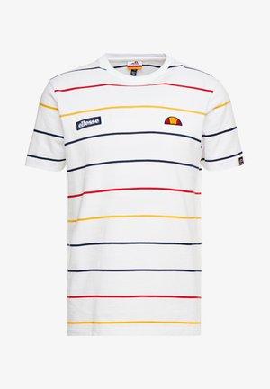 VETTORE - T-shirts print - white