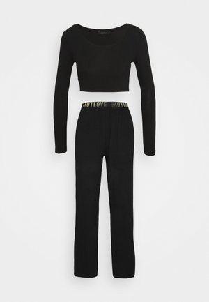 SIYAH - Pyjamas - black