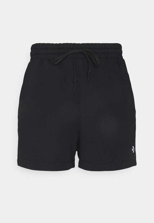 FRENCH  ATHLETIC - Shorts - black