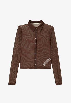 Košile - brown