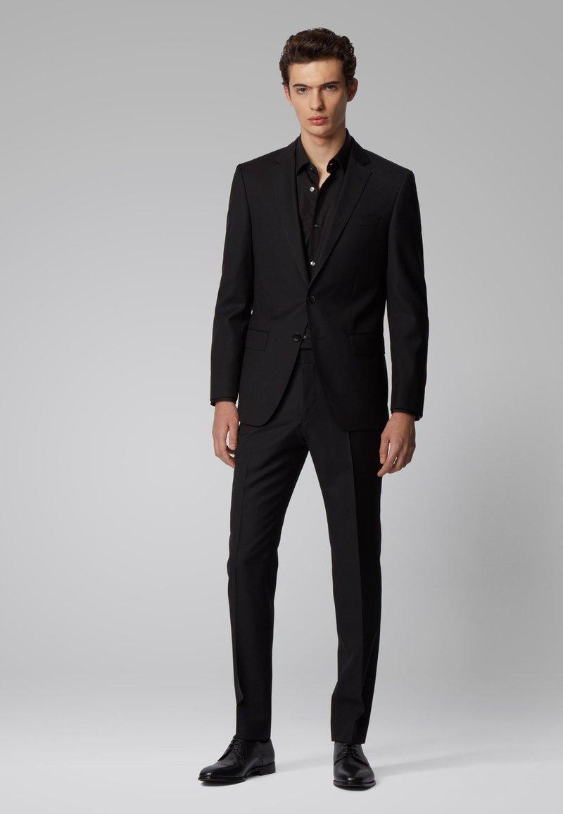 BOSS - Smart lace-ups - black