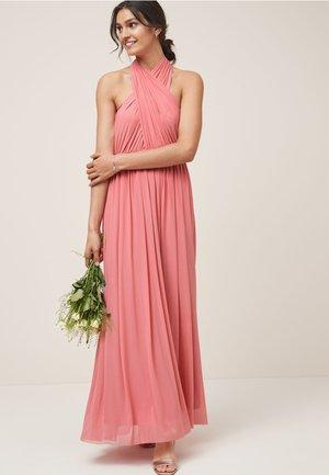 PINK MULTIWAY BRIDESMAID - Maxi dress - pink