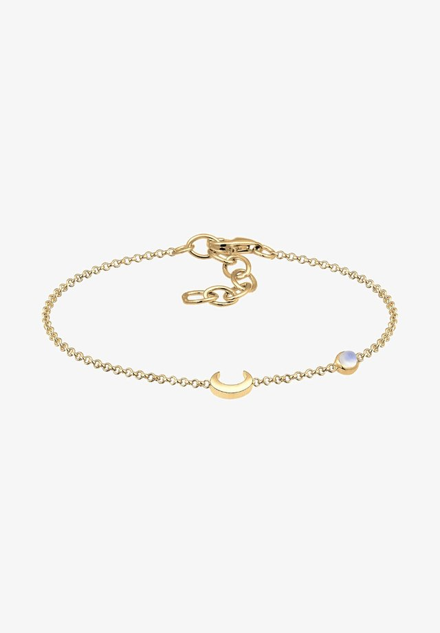 HALBMOND  - Bracelet - gold-coloured
