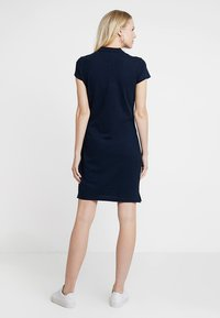 Tommy Hilfiger - HERITAGE SLIM DRESS - Vestito estivo - midnight - 2