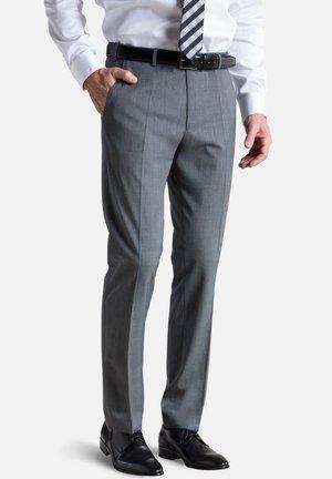 BONN - Broek - light grey
