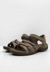 Teva - TIRRA - Walking sandals - taupe/multi - 2