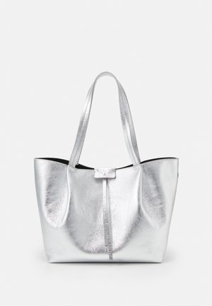 BORSA BAG SET - Kabelka - silver