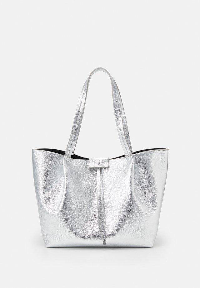 BORSA BAG SET - Sac à main - silver