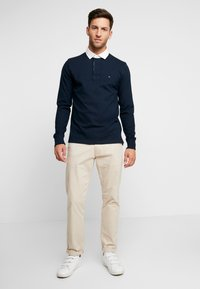 Tommy Hilfiger - ICONIC RUGBY - Piké - blue - 1