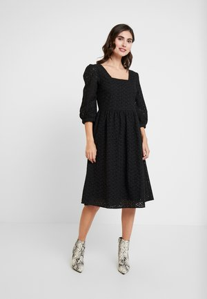 MIRDALC DRESS - Day dress - pitch black