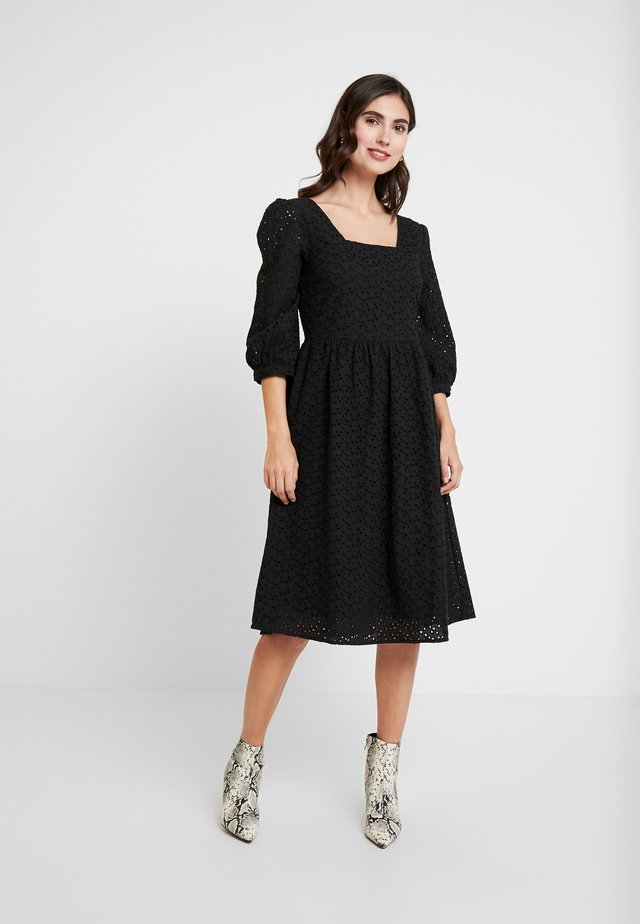 MIRDALC DRESS - Sukienka letnia - pitch black