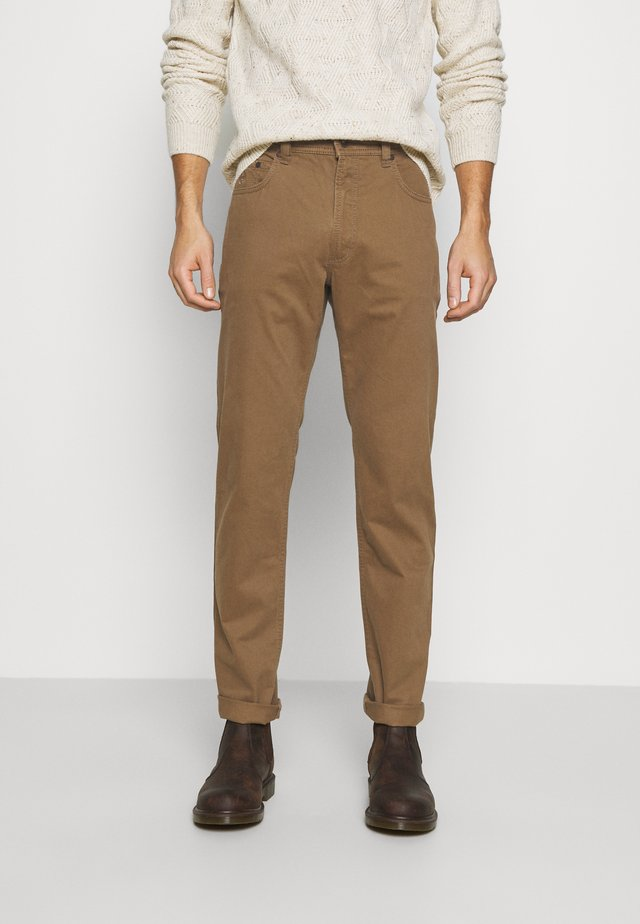 NEVADA - Trousers - beige